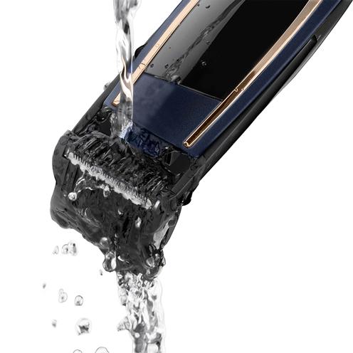 Tondeuse barbe i-Stubble E879E lavable