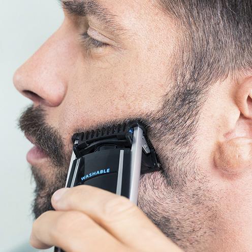 Tondeuse barbe BaByliss For Men E876E