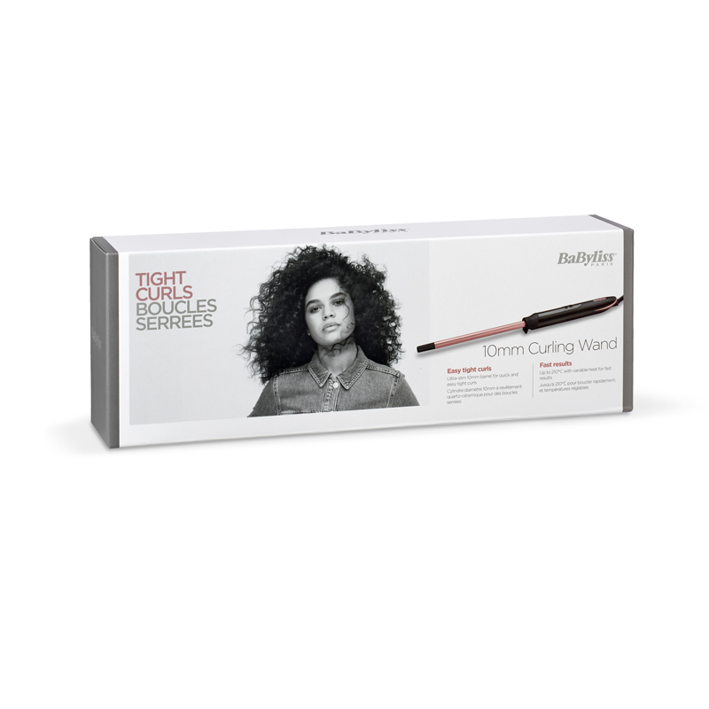Boucleur 10 mm Curling Wand - BaByliss