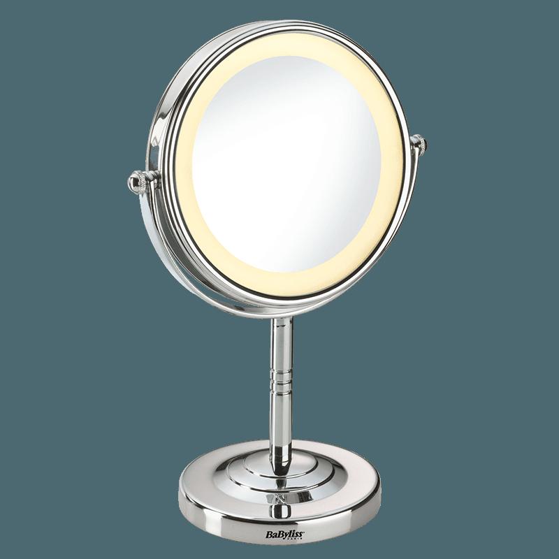 Miroirs miroir lumineux rond 8435e babyliss paris for Ou acheter miroir