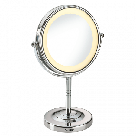 miroirs miroir lumineux rond 8435e babyliss paris. Black Bedroom Furniture Sets. Home Design Ideas