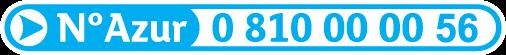 azur number